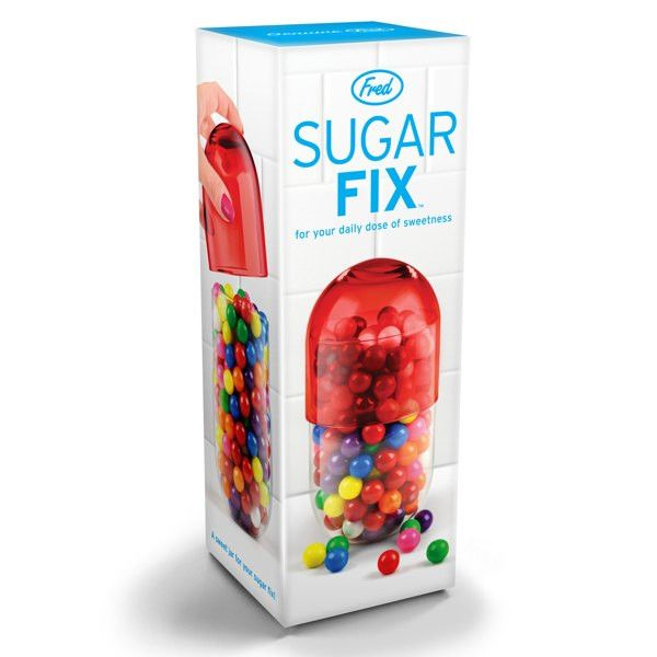 Sugar Fix Candy Capsule