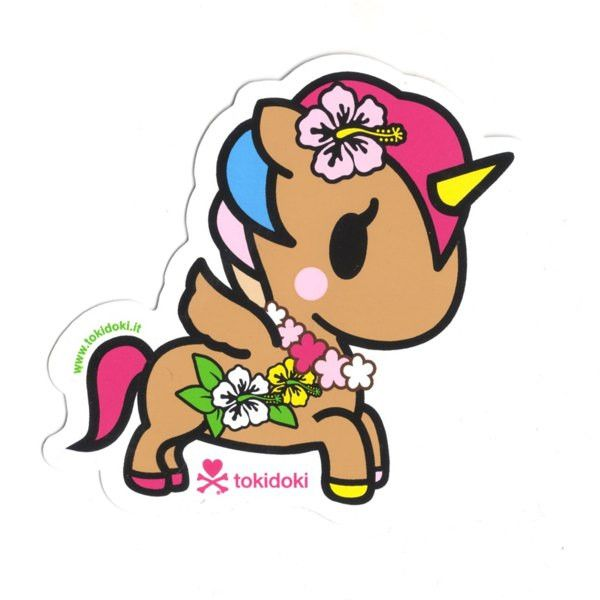 Kaili - tokidoki Sticker