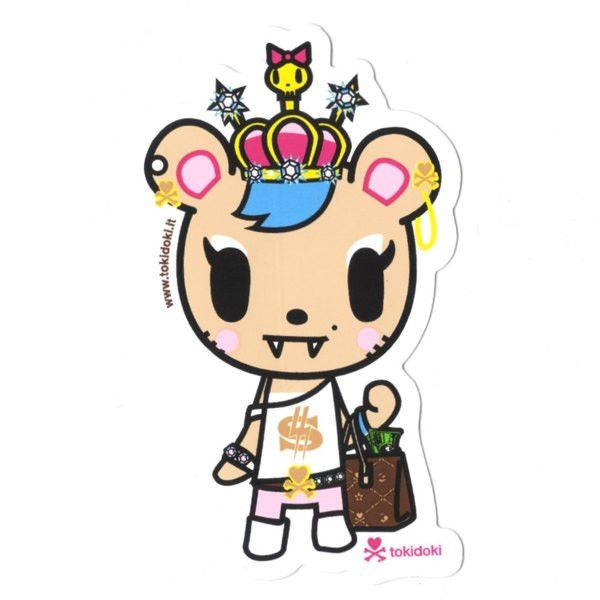 Savana - tokidoki Sticker