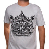 Tokidoki Smoking Wheels Tee