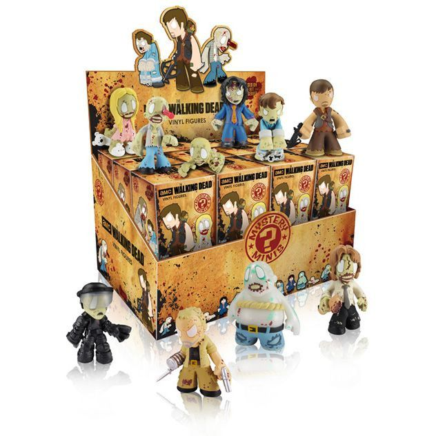 Walking Dead Mystery Minis - Single Blind Box