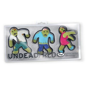 Undead Fred Cookie Cutters