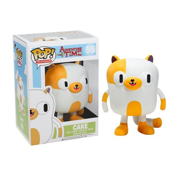 Cake - Adventure Time: POP! TV