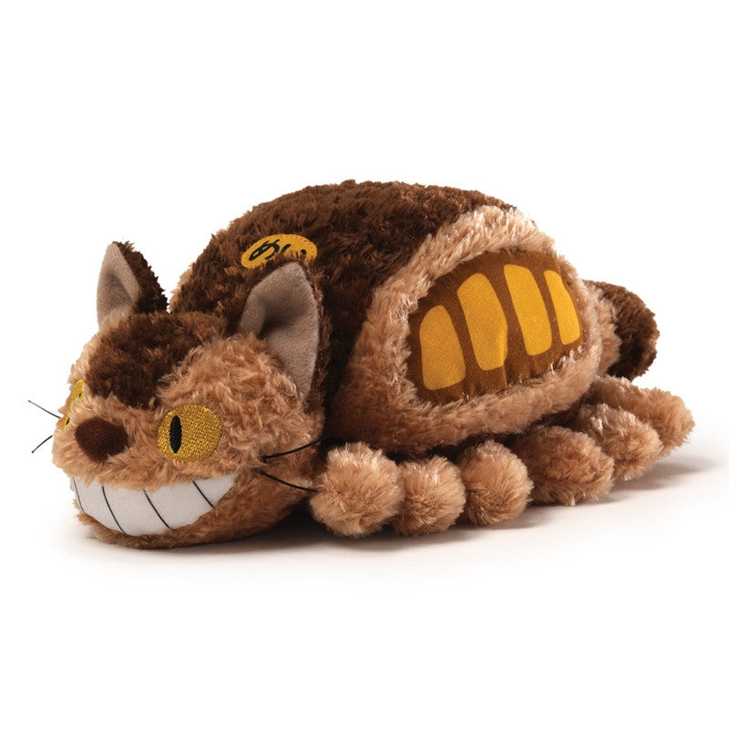 Fluffy Cat Bus Plush