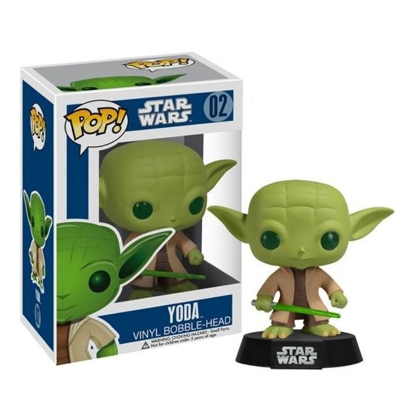 Yoda - POP! Star Wars- Bobble
