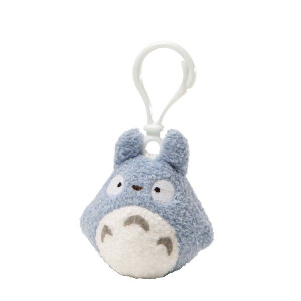 Blue Totoro Backpack Clip