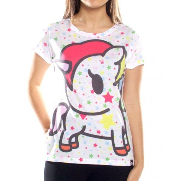 Tokidoki Unicorno Oversized Pop Tee