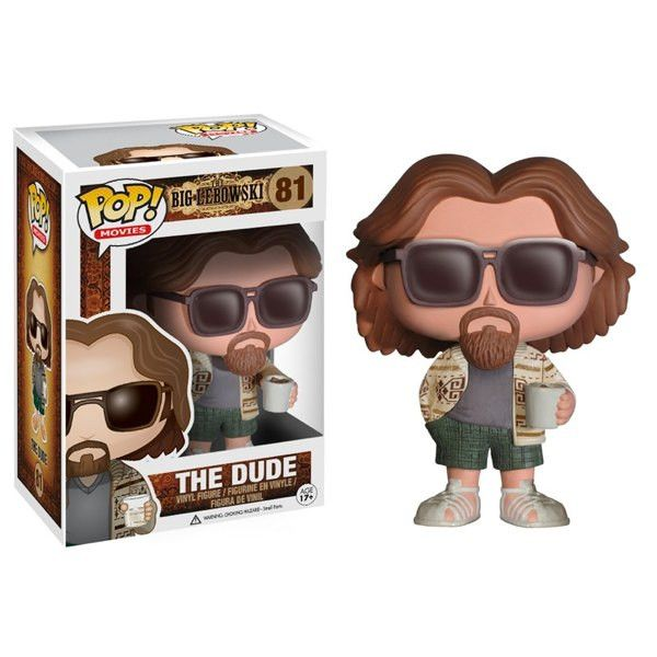 The Dude - The Big Lebowski - POP! Movies