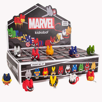 Mini Marvel Labbit Series 2 - Single Blind Box