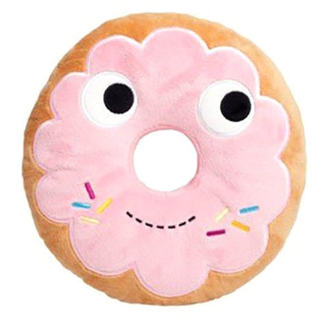 "Yummy - 10"" Inch Yummy World Donut Plush"