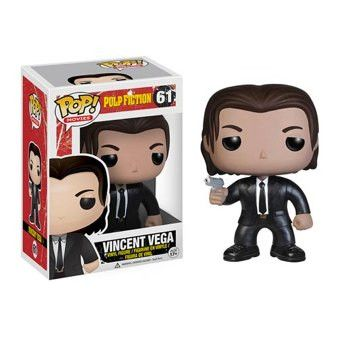 Vincent Vega - Pulp Fiction - POP! Movies