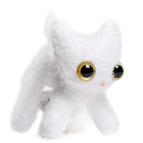 Mini Songe - White - Cat, Cat, Cat