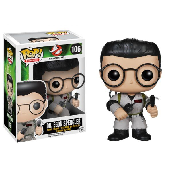 Dr. Egon Spengler - Ghostbusters - POP! Movies