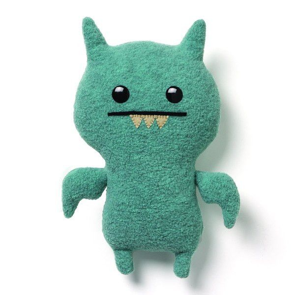 Uglydoll Origins Ice Bat Blue