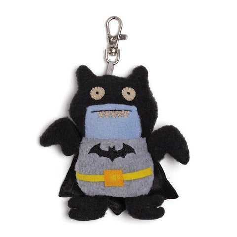 DC Comics Ice-Bat Black Batman Clip-on Uglydoll