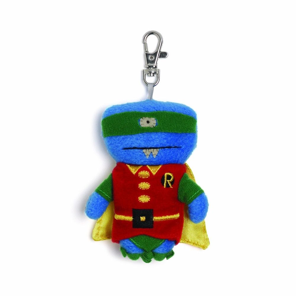 DC Comics Wedgehead Robin Clip-on Uglydoll