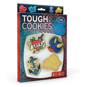 Tough Cookies - Cookie Cutters