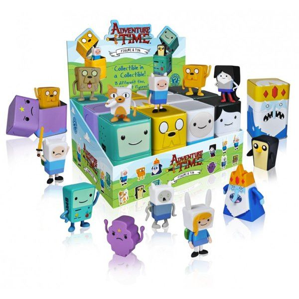 Adventure Time Mystery Minis - Single Blind Box
