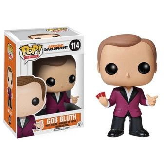 GOB Bluth - Arrested Development: POP! TV
