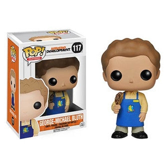 George Michael Bluth - Arrested Development: POP! TV