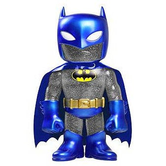 Batman - Clear Grey Glitter w/ Blue Paint/Cape - Hikari
