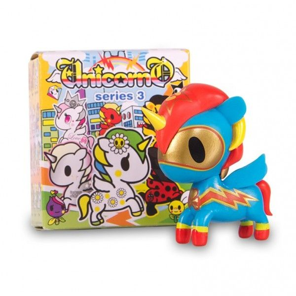 Tokidoki Unicorno Series 3 - Single Blind Box