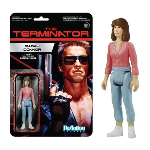Sarah Connor - Terminator ReAction Figures