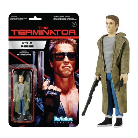 Kyle Reese - Terminator ReAction Figures