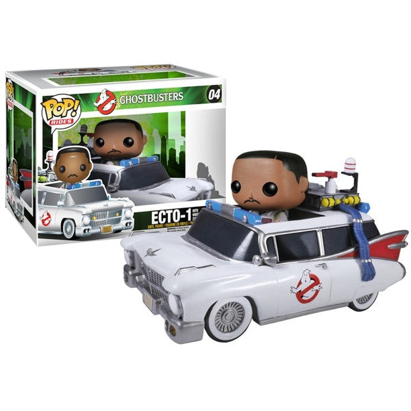 Ecto-1 - Ghostbusters - POP! Rides