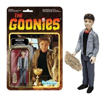 Mouth - Goonies ReAction Figures