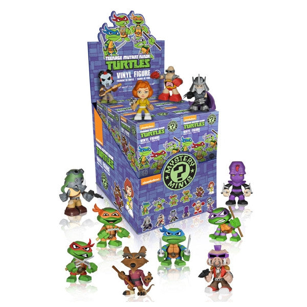 TMNT Mystery Minis - Single Blind Box