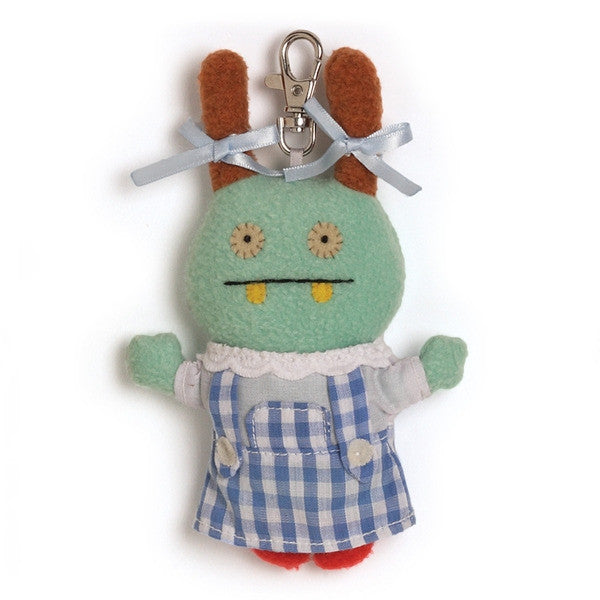 Moxy as Dorothy Clip-on Uglydoll - Wizard of Oz