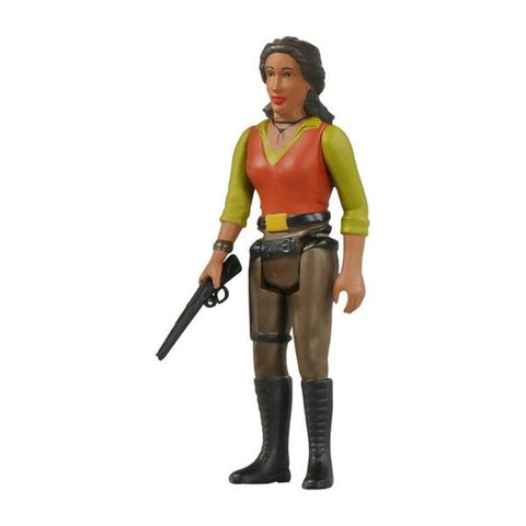 Zoe Washburne - Firefly ReAction Figures