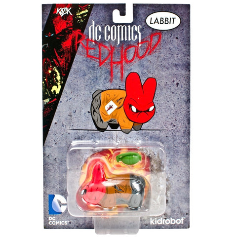 2.5 inch Red Hood DC Universe Labbit