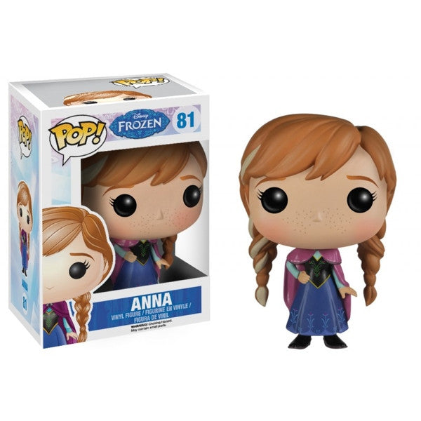 Anna - POP! Disney - Frozen