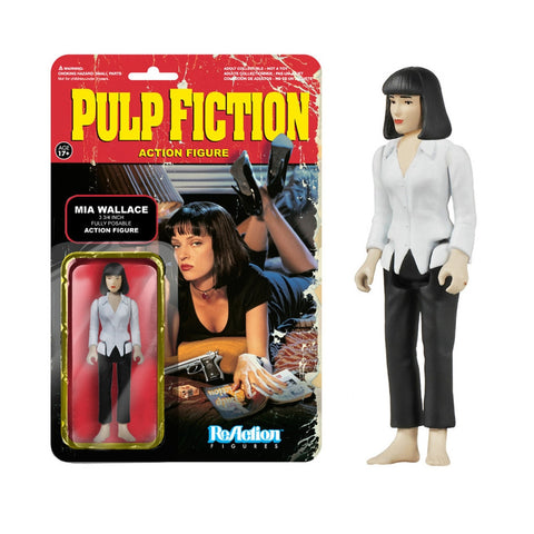 Mia Wallace - ReAction: Pulp Fiction