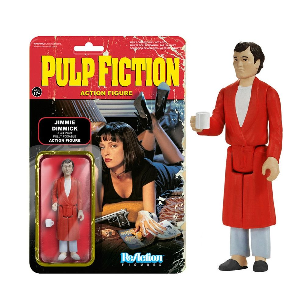 Jimmie Dimmick - ReAction: Pulp Fiction