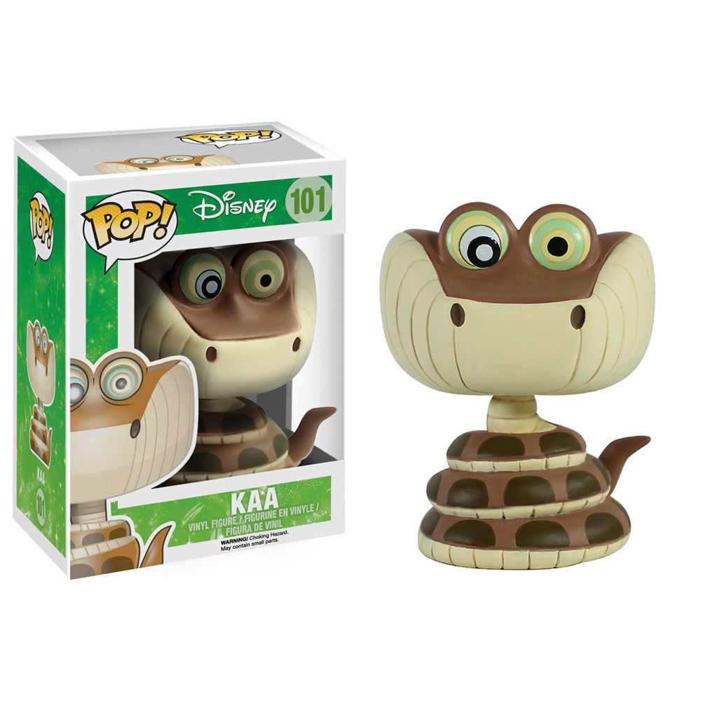 Kaa - POP! Disney - Jungle Book