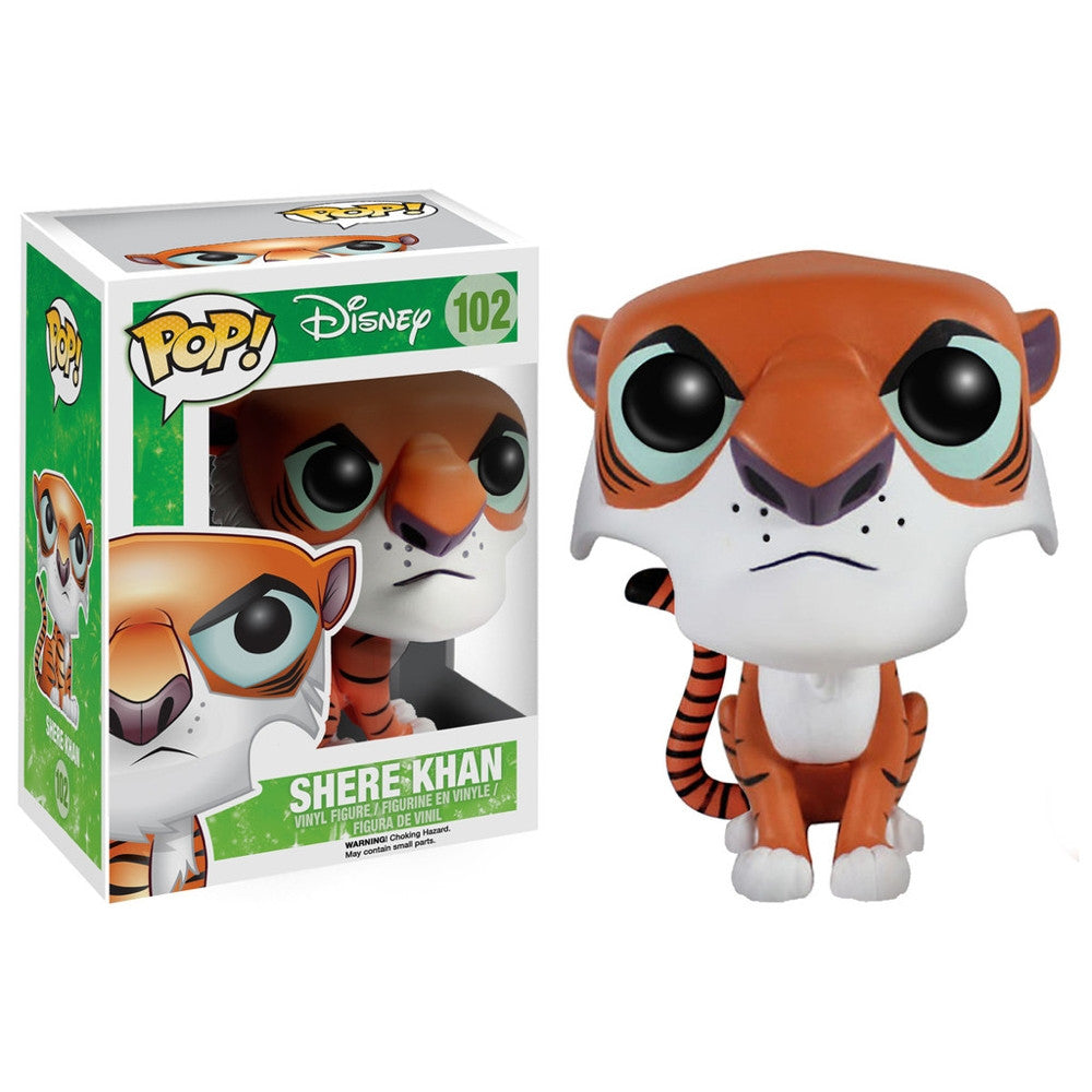 Shere Khan - POP! Disney - Jungle Book