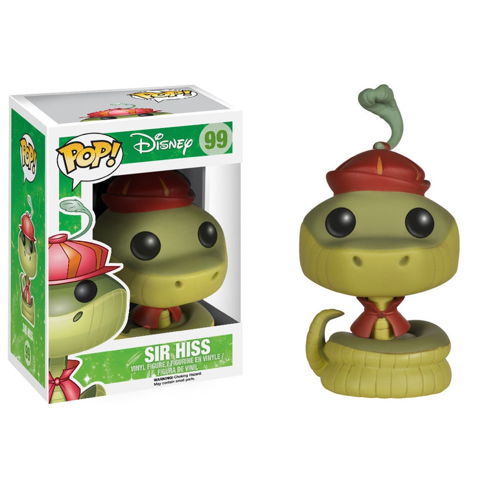 Sir Hiss - POP! Disney - Robin Hood
