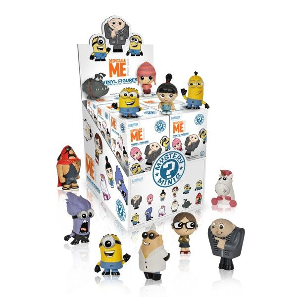 Despicable Me Mystery Minis - Single Blind Box