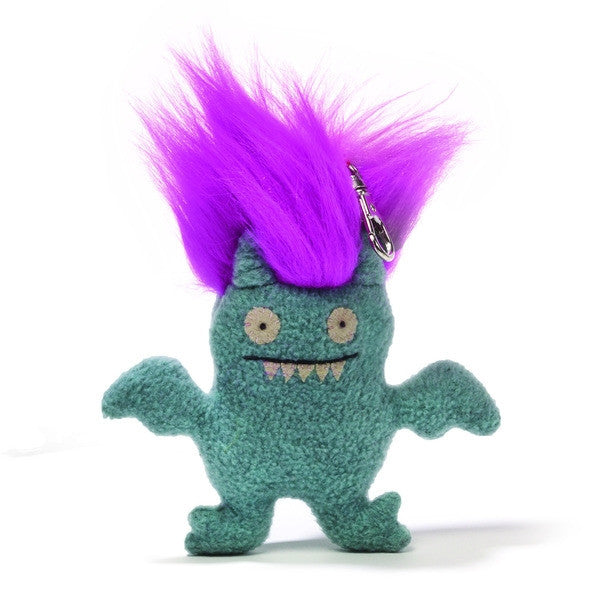 Bad Hair Day Ice-Bat - Clip-on Uglydoll
