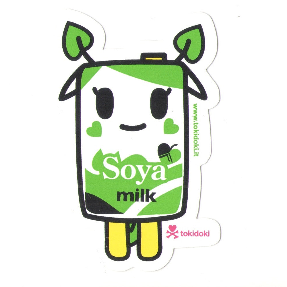Soya - tokidoki Sticker