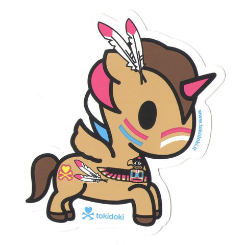 Timber Unicorno - tokidoki Sticker