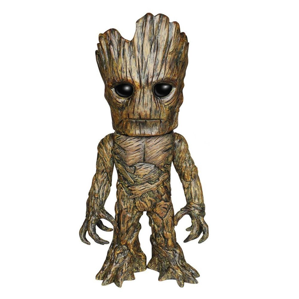 Original Brown Groot Hikari: Marvel