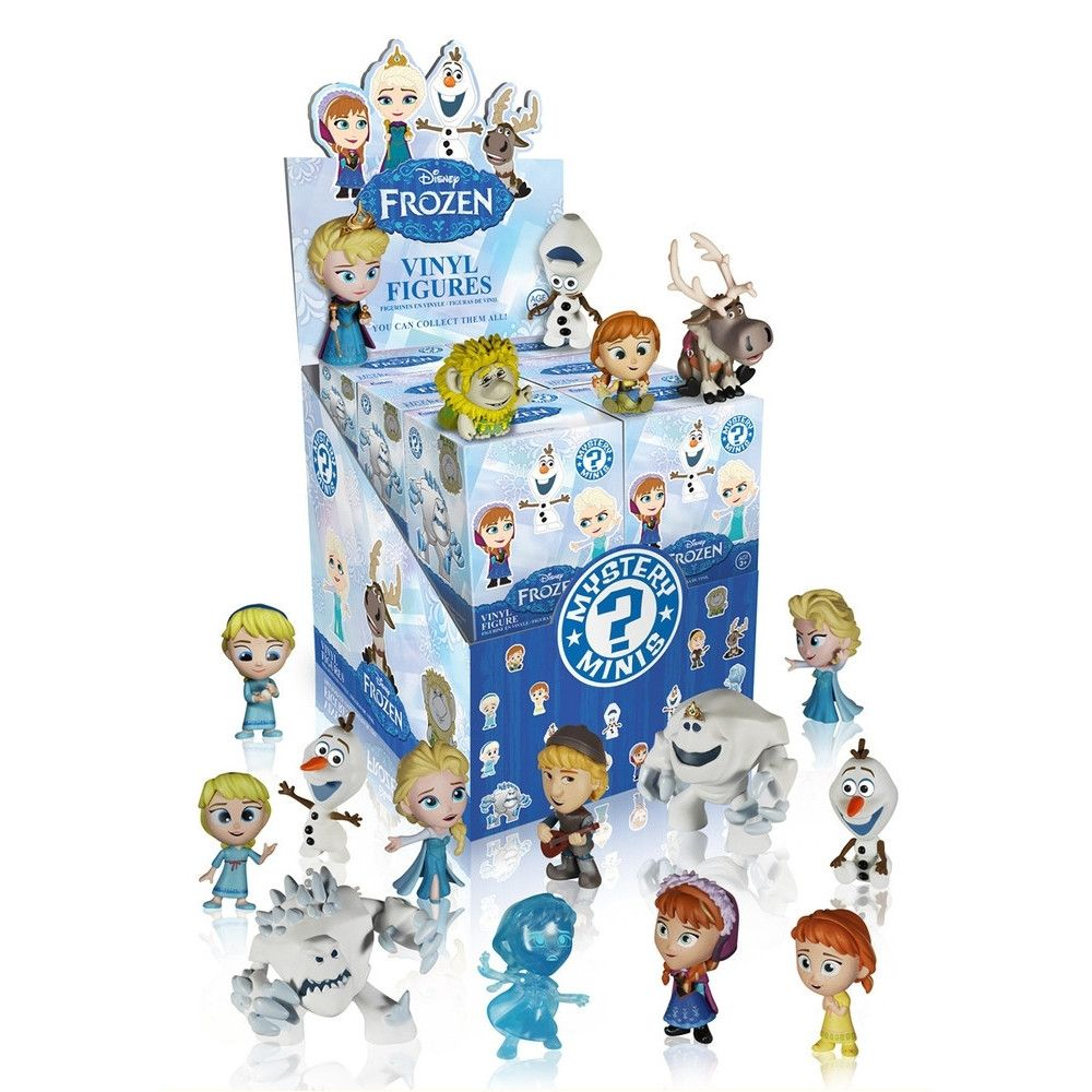 Frozen Mystery Minis - Single Blind Box