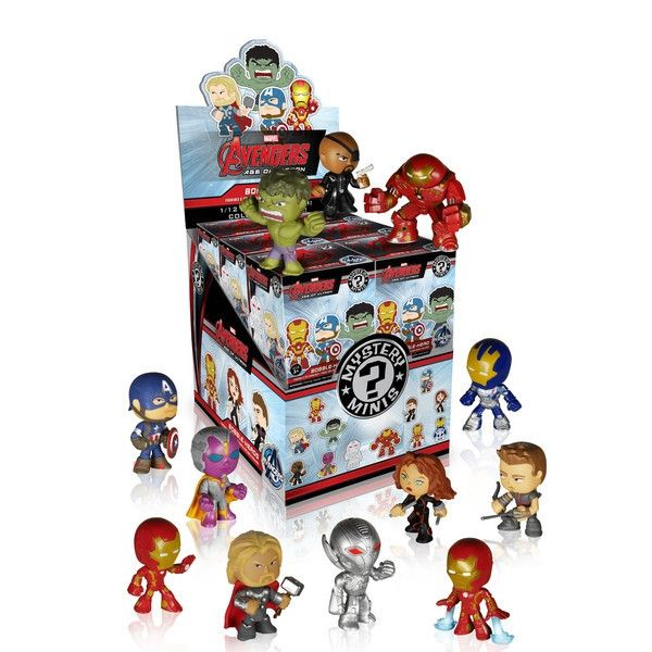 Avengers: Age of Ultron Mystery Minis - Single Blind Box