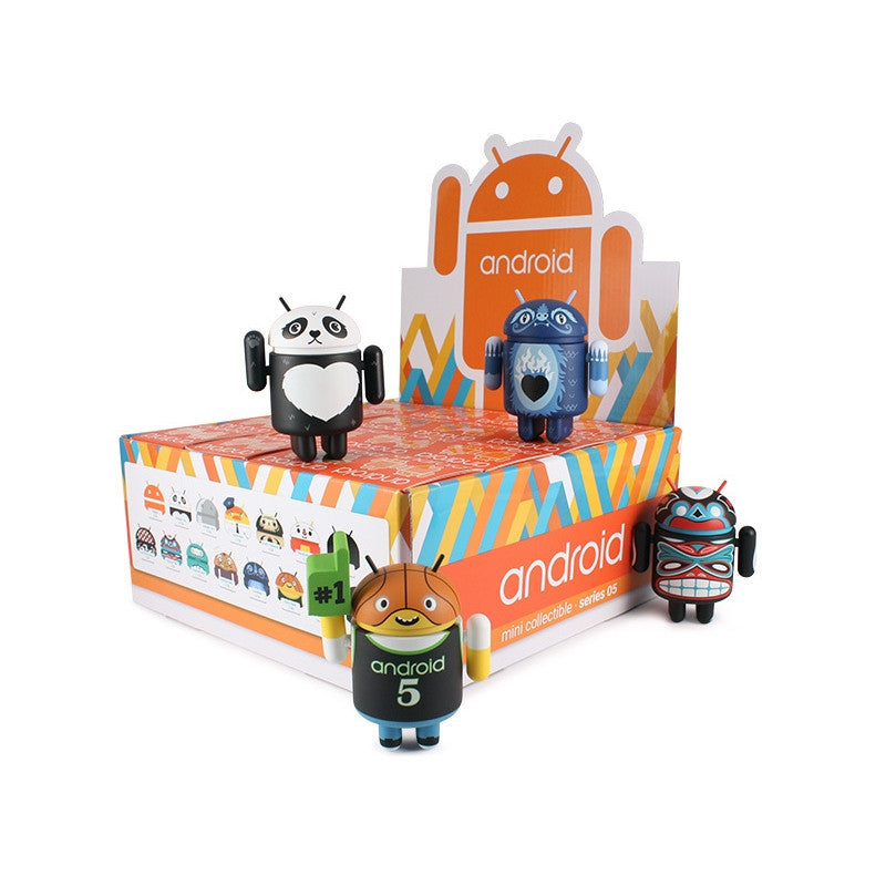 Android Series 5 - Single Blind Box