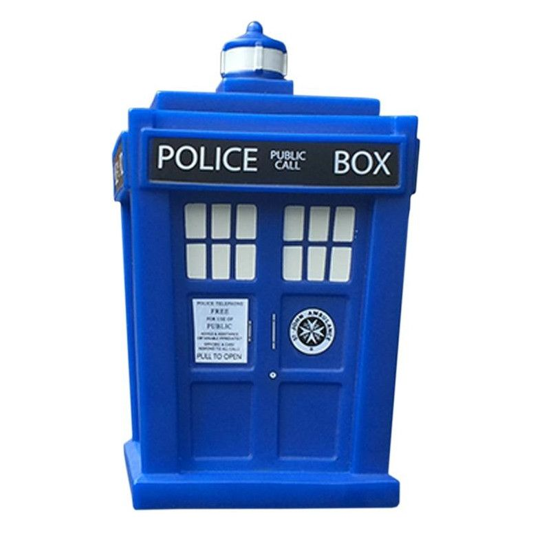 Doctor Who Tardis - 6.5 Inches