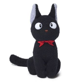 Sitting Jiji Plush